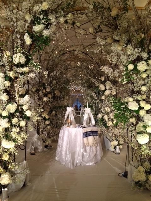 Chuppah for Greek Orthodox-Jewish Wedding